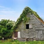 nr 10 - Fotowedstrijd Texel 2014 - Titel - Schuur - Fotograaf - Yvonne Simons
