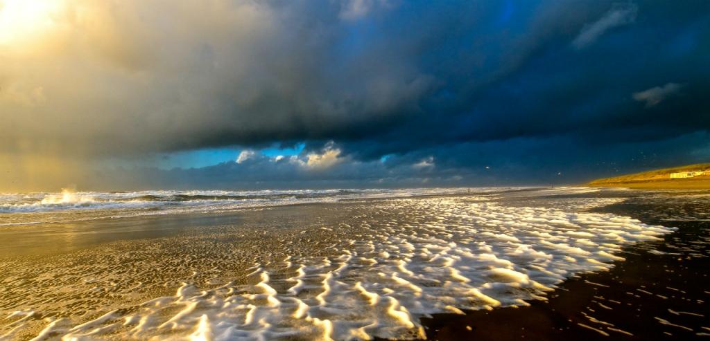 nr 11 en winnaar publieksprijs Fotowedstrijd Texel 2014 - Titel - Skuumkoppe - Fotograaf - Marloes van der Vis