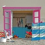 nr 5 - Fotowedstrijd Texel - Titel - Strand paleisje - Fotograaf - Hendo Prins